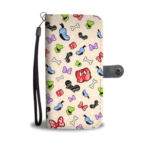 Q. FRIENDS wallet case