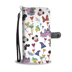 O.DISNEY WALLET CASE