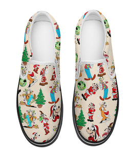 GF christmas Slip - on Shoe