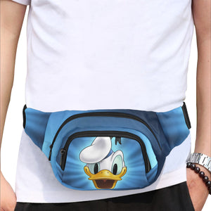 Donald Face Fanny Pack/Small (Model 1677)