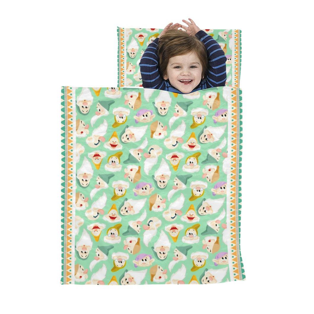 Seven Dwarfs Kids' Sleeping Bag