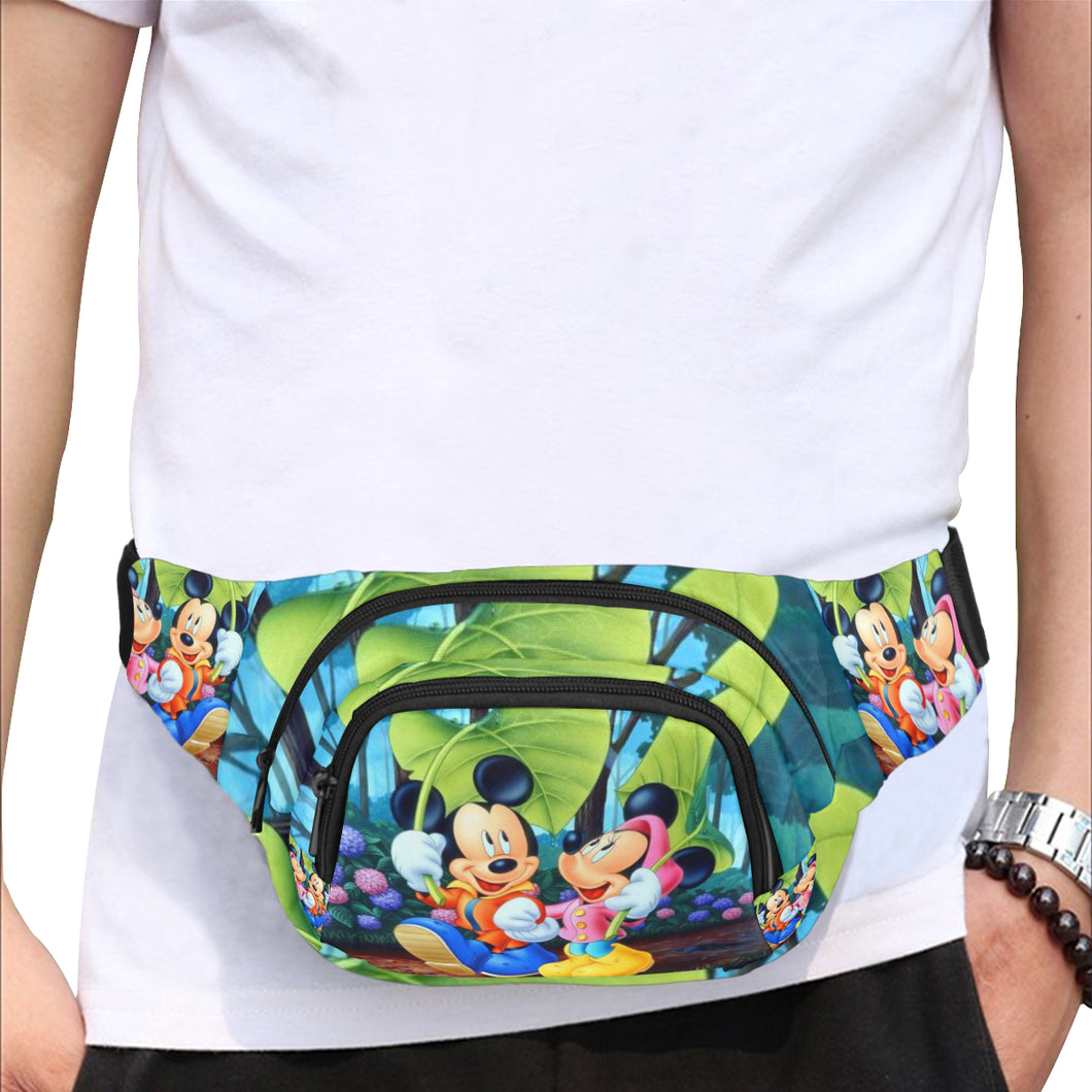 Mickey and Minnie Fanny Pack/Small (Model 1677)