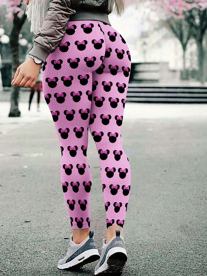 MN MOUSE - 3D Legging