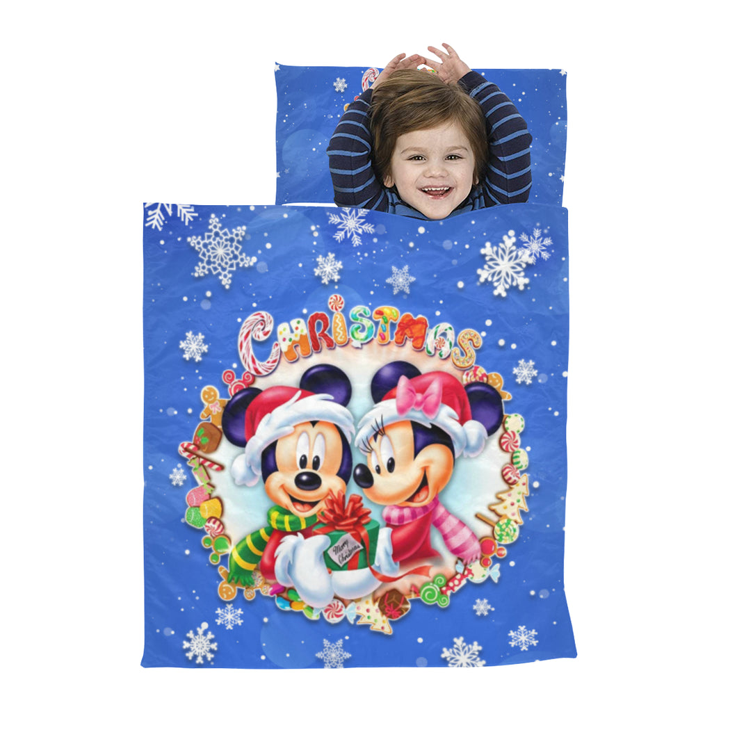 Christmas Mk Mn Noel Kids' Sleeping Bag