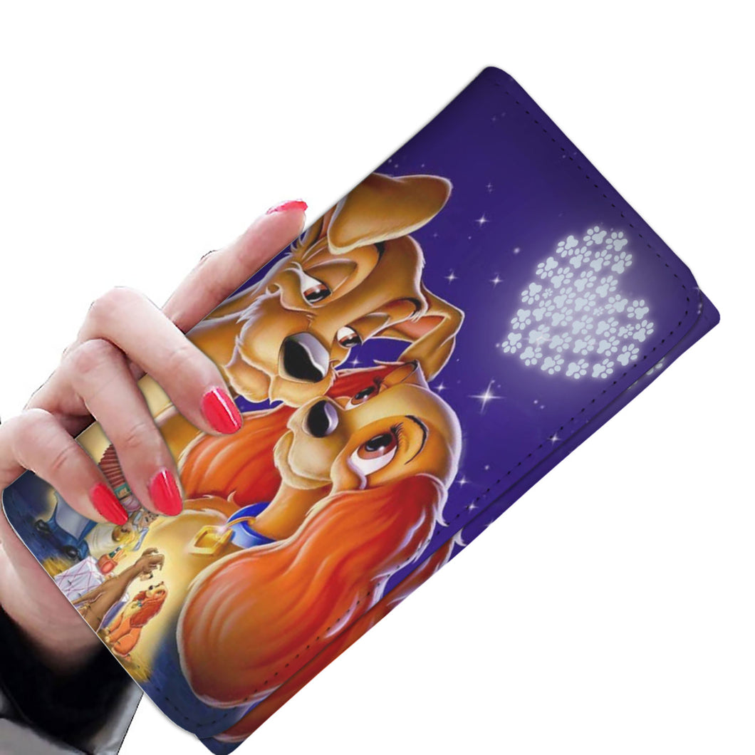 Lady And the Tramp Women Wallet