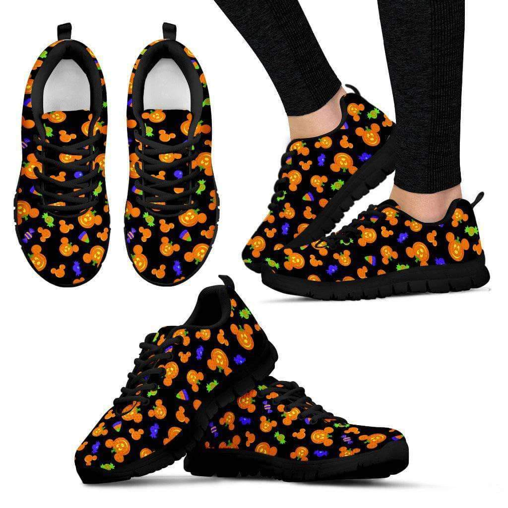 Q. HALLOWEEN WOMEN'S SNEAKERS