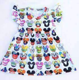 Girl Boutique Dress Clothing