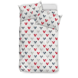 Q. MK HEADS bedding set