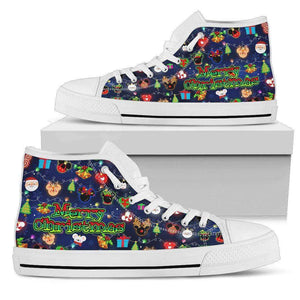 HIGH TOP SHOE [ Express Shipping included ]