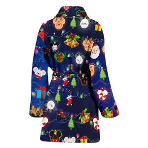 WOMEN'S BATH ROBE
