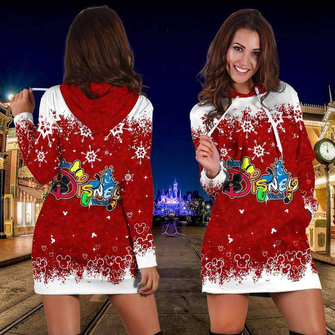 DISNEY - HOODIE DRESS