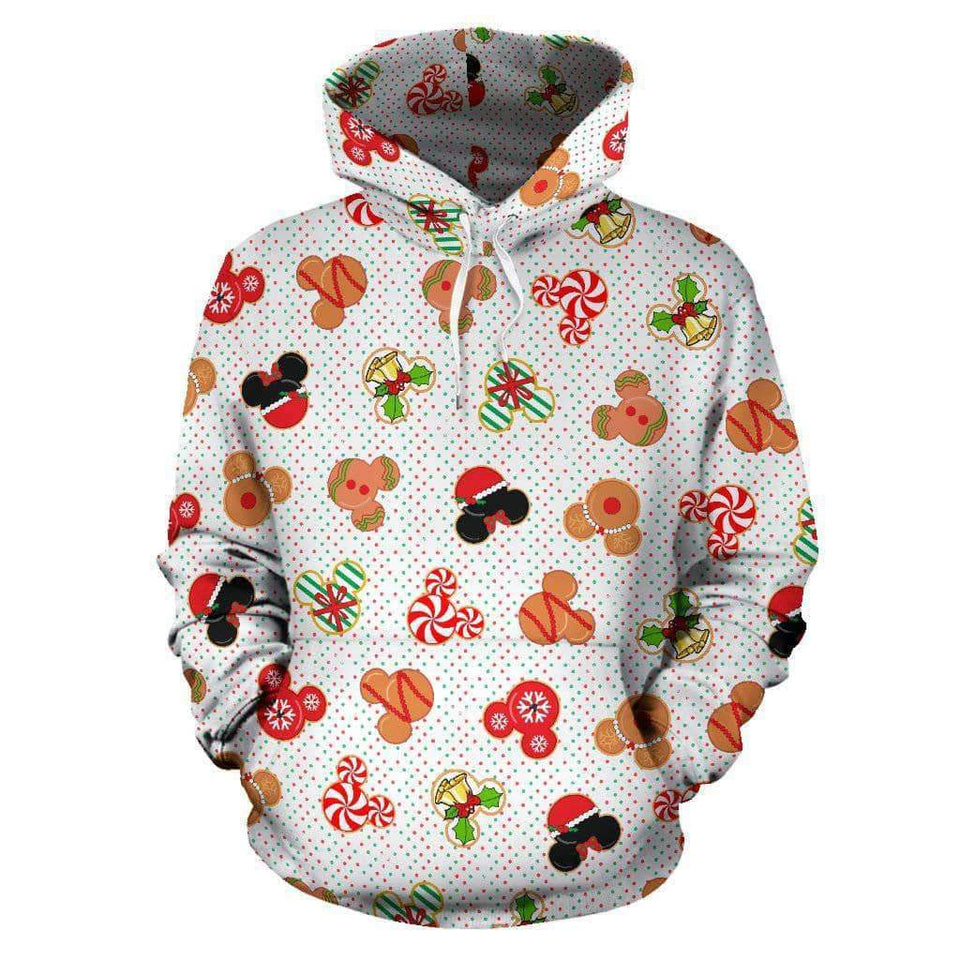 Q. COOKIE 2 - ALL OVER HOODIE