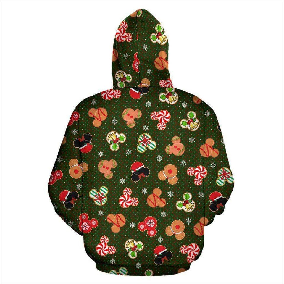 Q. COOKIE - ALL OVER HOODIE