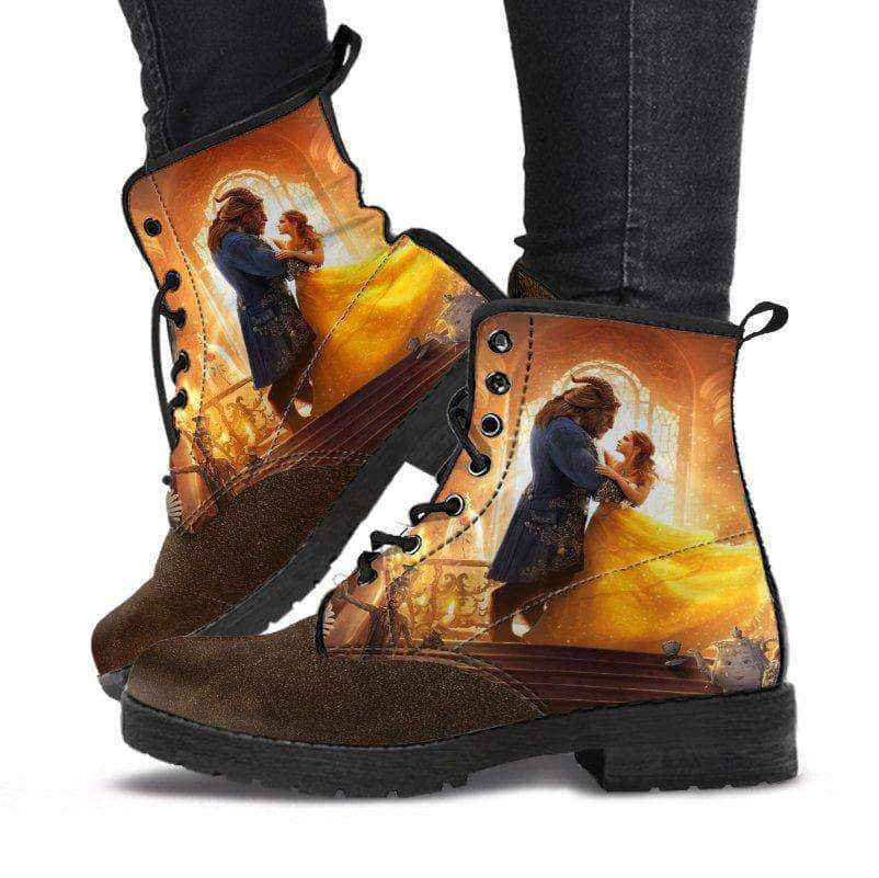 [0]BEAUTY & THE BEAST BOOTS