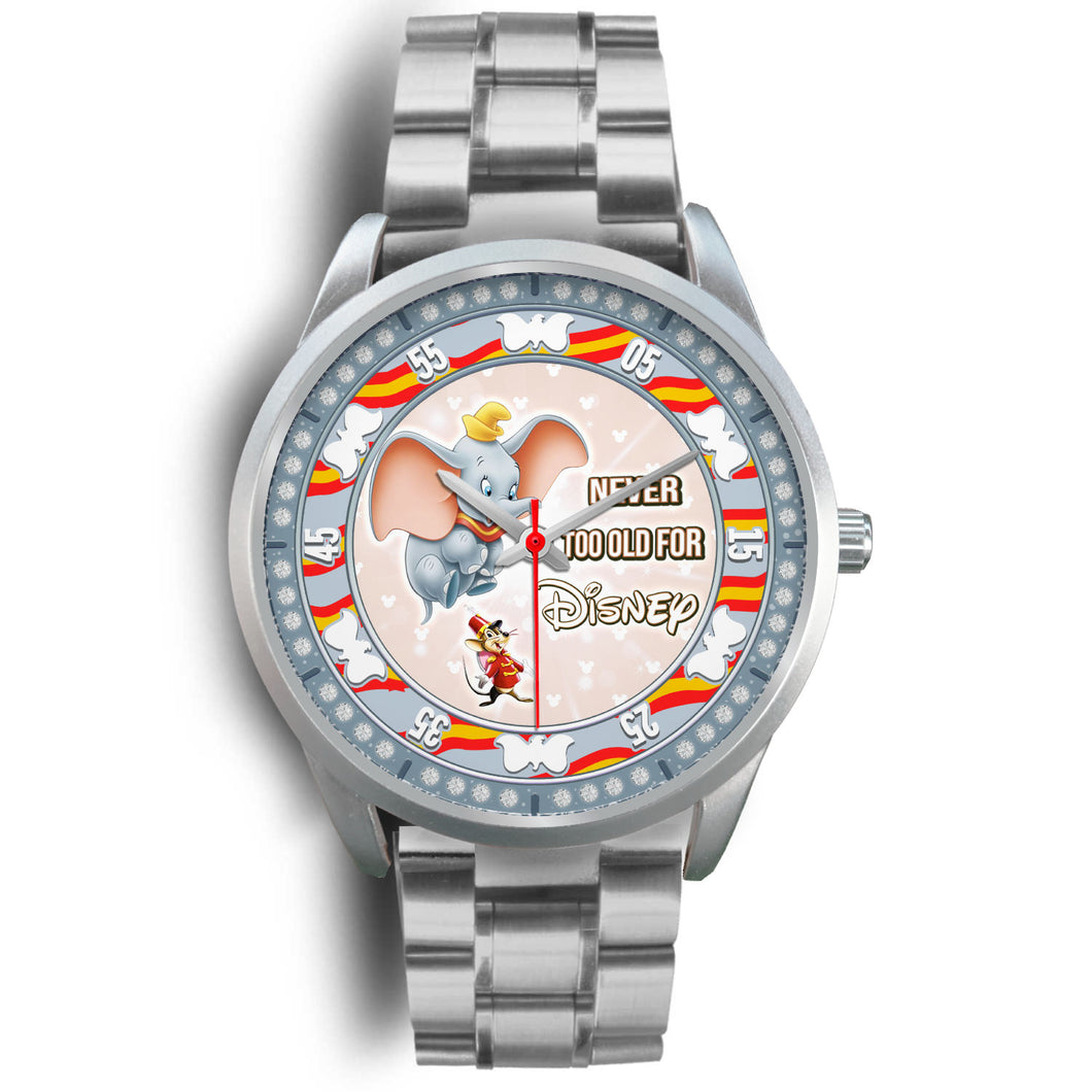 DB Silver Watch
