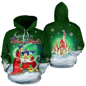 Believe In Disney Magic - Hoodie