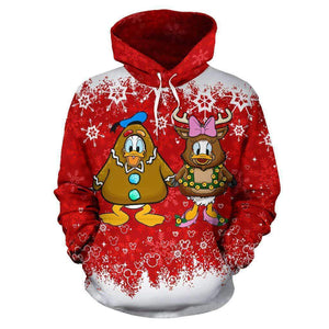 Donald And Daisy - Hoodie