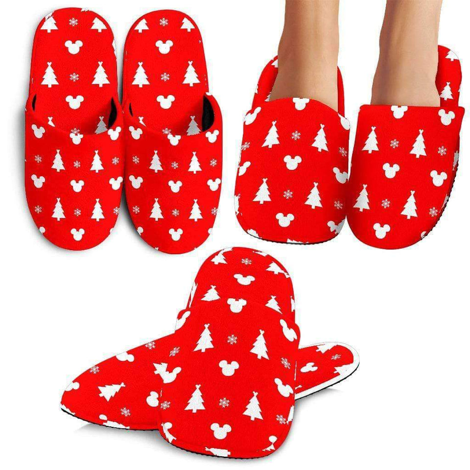 Q. MICKEY CHRISTMAS 2 - SLIPPERS