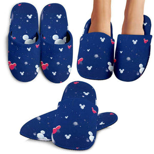 Q. MICKEY CHRISTMAS 9 - SLIPPERS