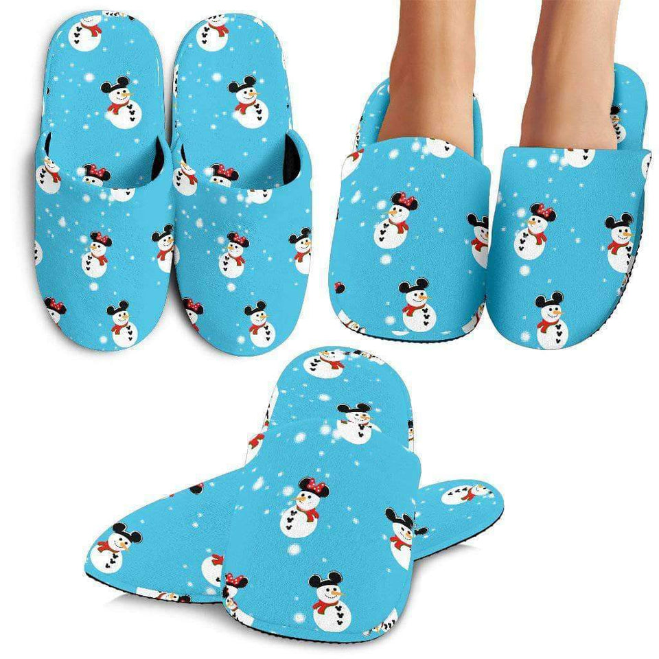 Q. MICKEY CHRISTMAS 14 - SLIPPERS