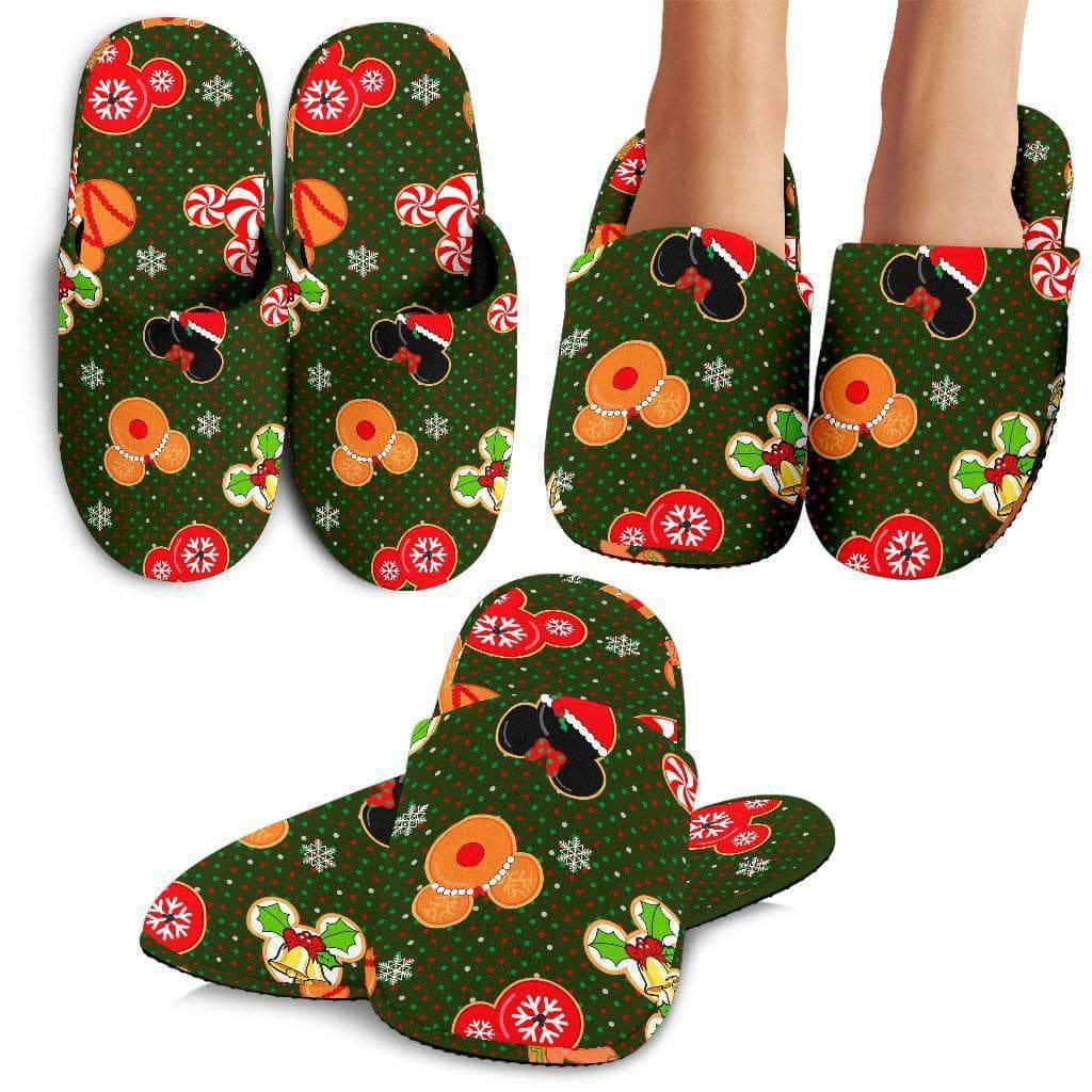 Q. MICKEY CHRISTMAS 15 - SLIPPERS