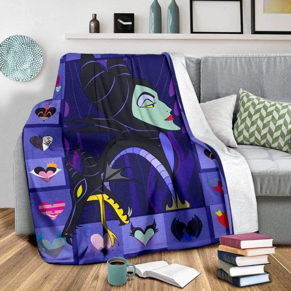 MALEFICENT - Premium Blanket