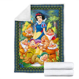 -Snow White and 7 Dwarfs