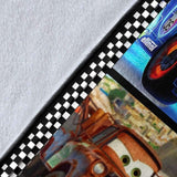 -Disney Car 3D Blanket