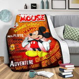I'm Mickey Mouse - Blanket
