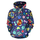 -Paw Patrol All Over Hoodie v11