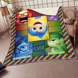 -Inside Out Blanket