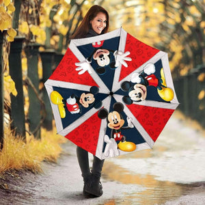 MICKEY MOUSE - Umbrella