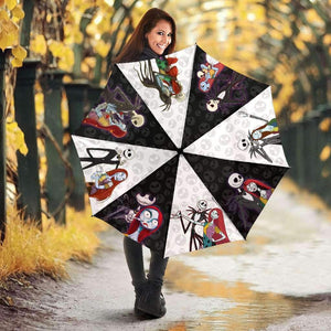 Jack And Sally - Umbrella