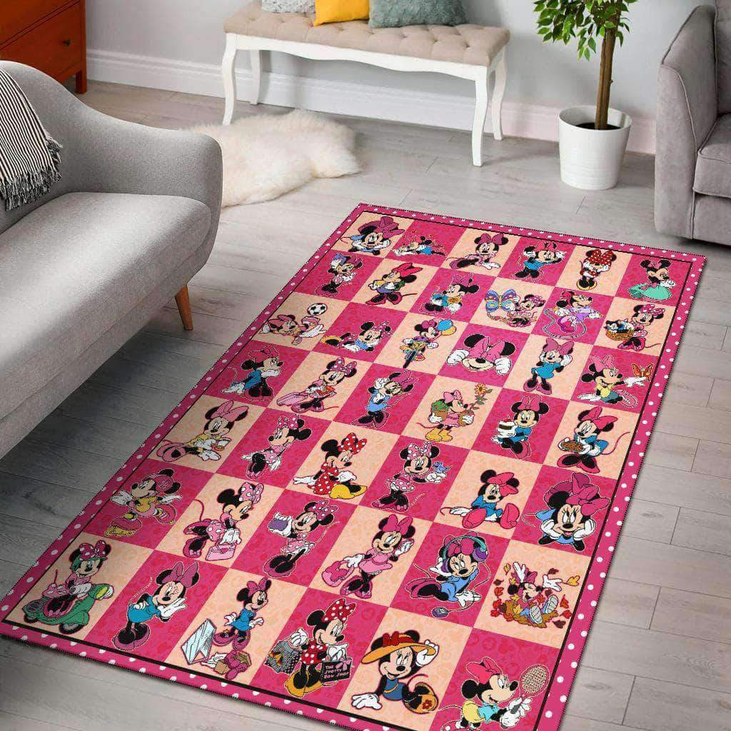 Mn Mouse - Area Rug