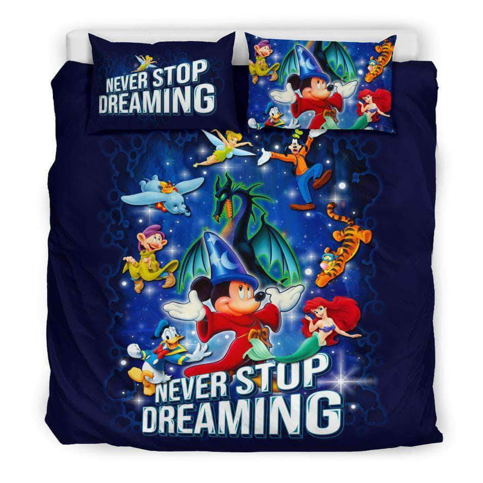 NEVER STOP DREAMING - Bedding Set