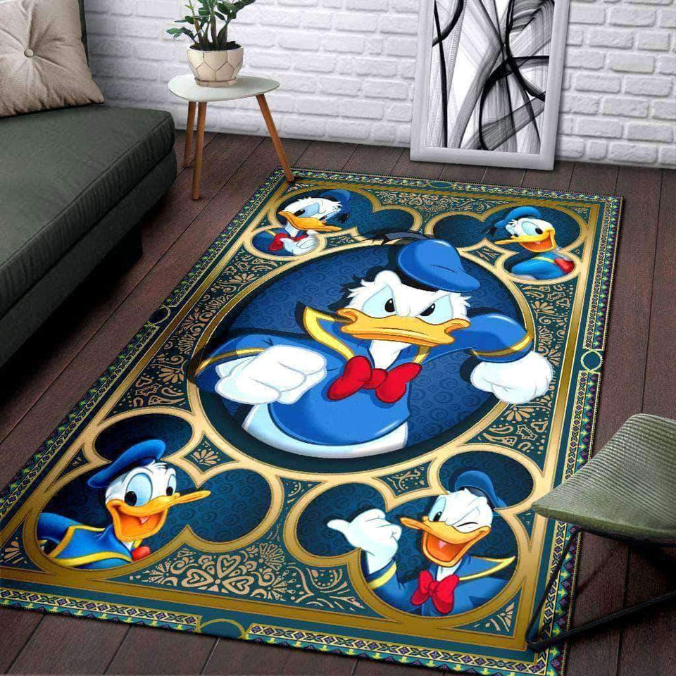 DONALD DUCK - Area rug