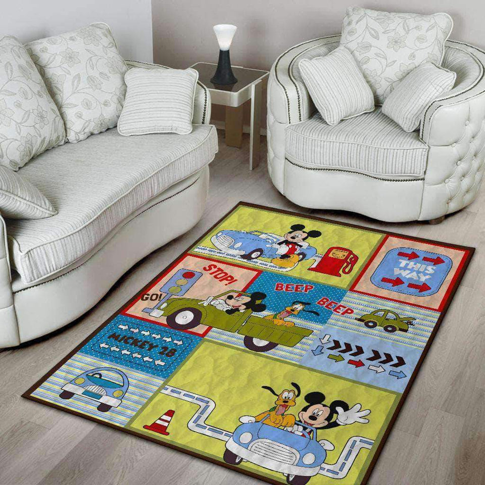 Mk And Plu - Area Rug