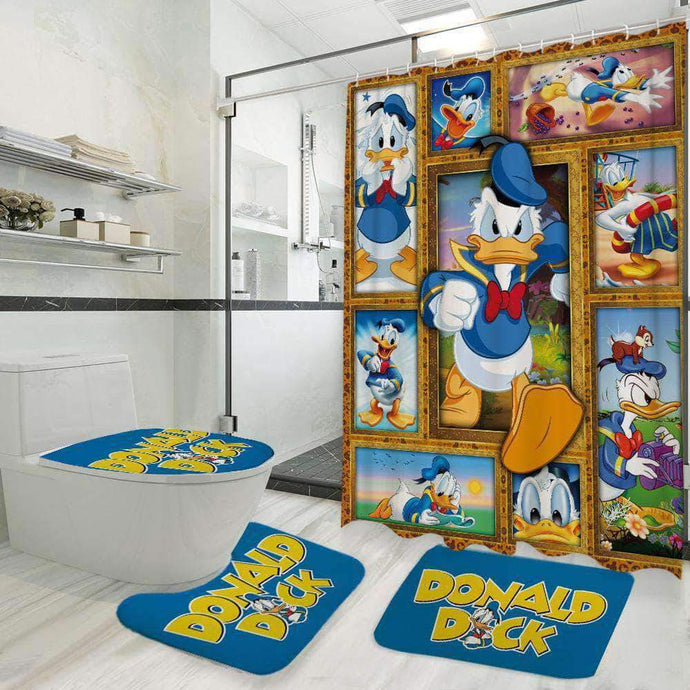 Donald Duck - Bathroom Set