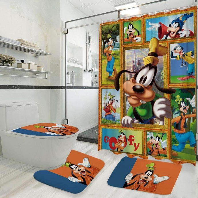 Funny Goofy - Bathroom Set