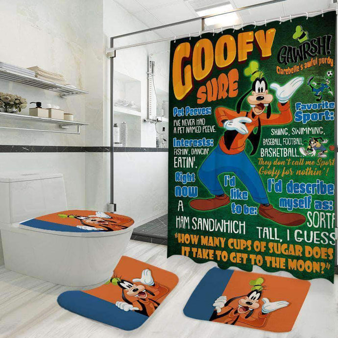 Goofy - Bathroom Set