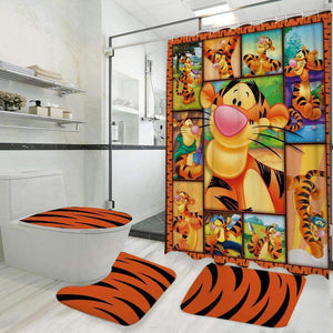 Tigger 3D - Bathroom Set