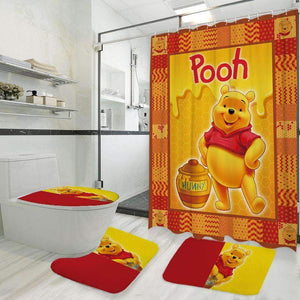 Pooh - Bathroom Set