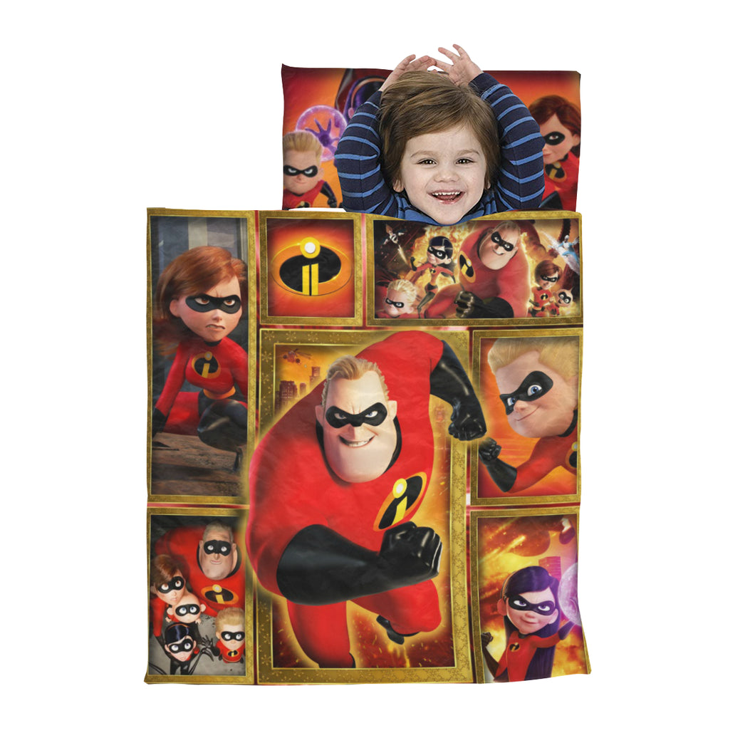 The Incredibles Kids' Sleeping Bag
