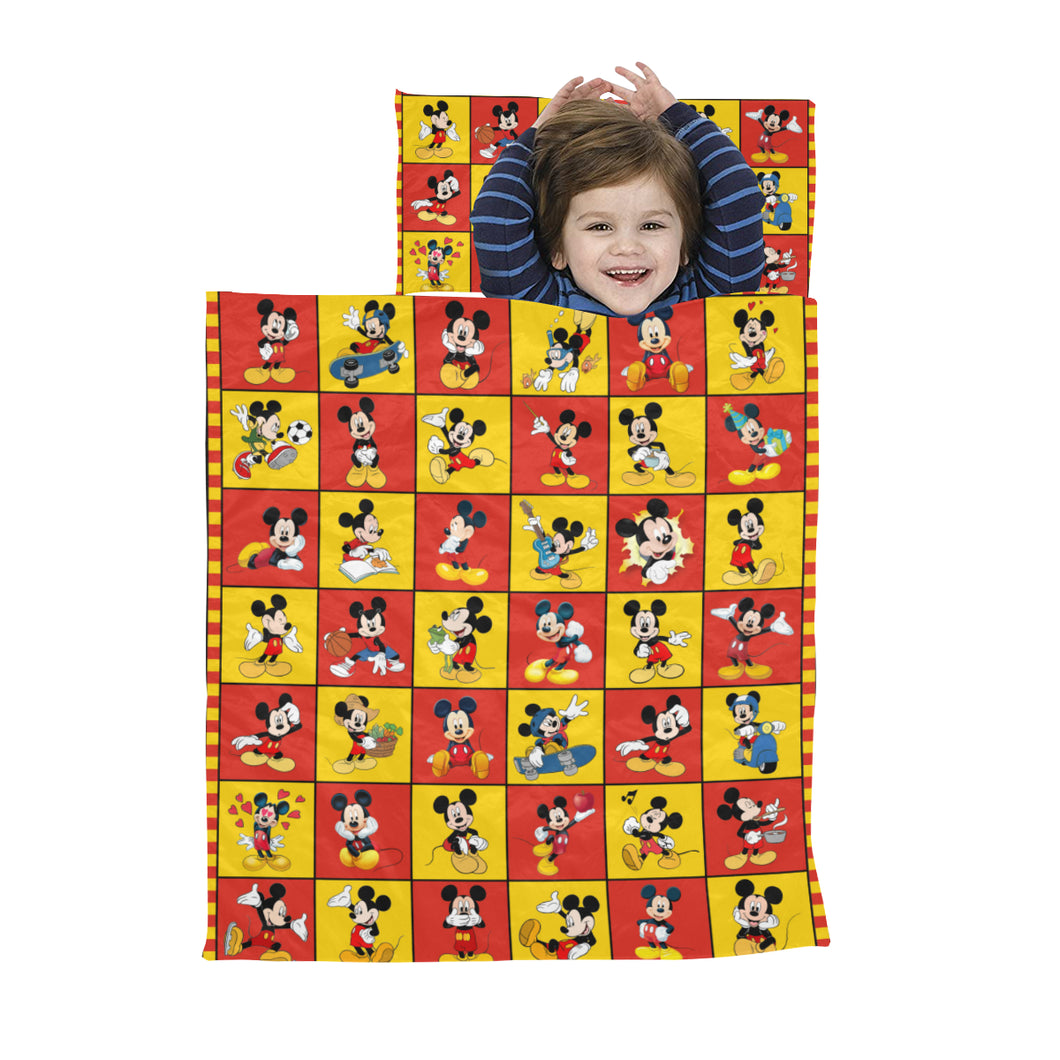 Mk Patterns Kids' Sleeping Bag