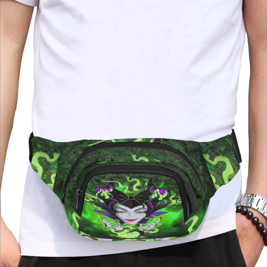 Maleficent Fanny Pack/Small (Model 1677)