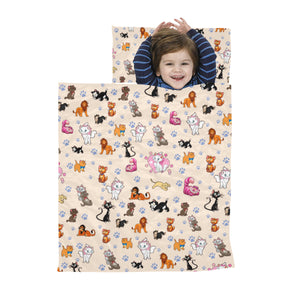 Disney Cats Kids' Sleeping Bag