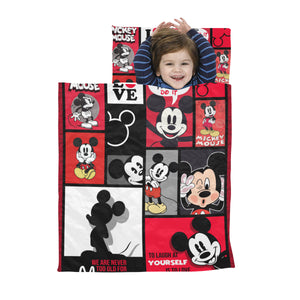 Mk Red Kids' Sleeping Bag