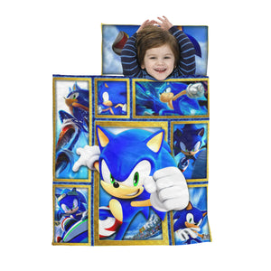 Sonic Kids' Sleeping Bag