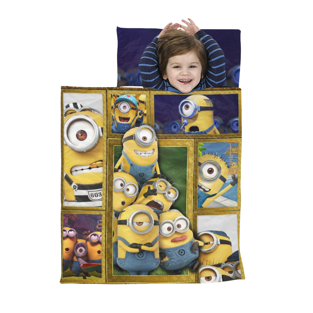 Minions Kids' Sleeping Bag