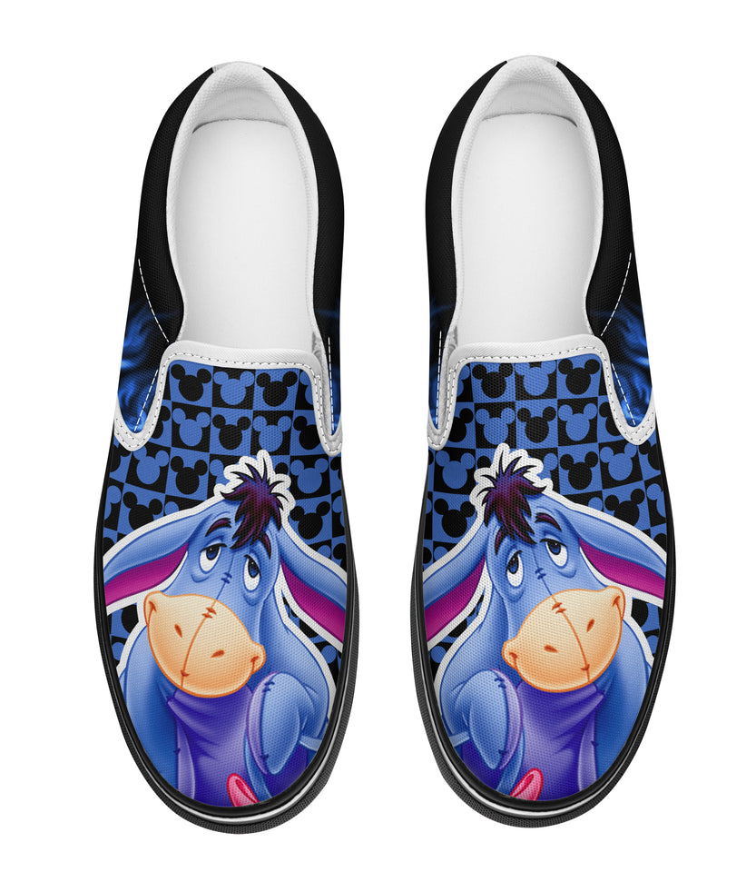 Eeyore Slip-on Sneakers